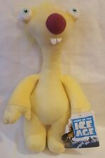 "14"" ICE AGE CONTINENTAL DRIFT SID THE SLOTH PLUSH NEW WITH TAGS TOY FACTORY 2014"