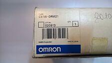PLC OMRON CS1W-DRM21