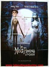 NOCES FUNEBRES Affiche Cinéma / Movie Poster TIM BURTON