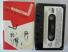 THE MANHATTAN TRANSFER EXTENSIONS PAPER LABELS CASSETTE TAPE