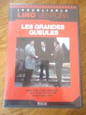 * LES GRANDES GUEULES * COLLECTION LINO VENTURA BOURVIL DUBOIS ATLAS DVD