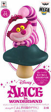 Banpresto Disney WCF MEGA story 01 Alice in Wonderland Figure Cheshire Cat