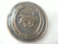 VINTAGE THISTLEDOWN HORSE RACE TRACK 50 YEARS OF RACING COIN MINT
