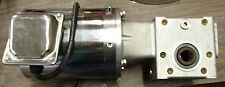 Sterling Electric SBO014MCA 3-Phase SS Motor & Cone Drive B031020 WAAT1 Reducer