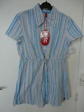 BNWT lovely Esprit top /tunic, shirt/ size M, color light blue