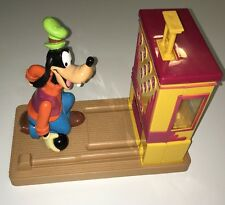 Disney's•GOOFY•BOWLING  ACTION•GUMBALL MACHINE•by Carousel Toys•With 360 Motion•