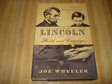 Awesome 2008 book - Abraham Lincoln A Man of Faith and Courage