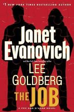 The Job by Lee Goldberg and Janet Evanovich Fox and O'Hare (2014, Hardcover)