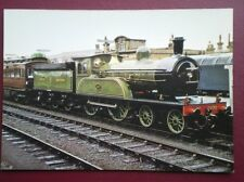 POSTCARD NORTH EASTERN LOCO NO 1621 - TOOK PART IN THE 1895 'RACE TO ABERDEEN'
