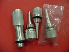 HONDA GENERATOR NO MESS OIL CHANGE TUBE FUNNEL & 3 Pc MAGNETIC DIPSTICK EU2