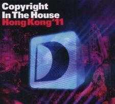COPYRIGHT IN THE HOUSE - HONG KONG '11 2CDs (NEW & SEALED) Defected Dance House