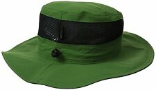 New Unisex Columbia Sportswear Bora Bora Booney Sun Hats Green Outdoors Boonie