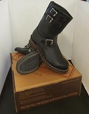 Wesco Custom Boss Size: 7.5E