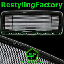 14-15 Chevy Silverado 1500 Black Full Factory Replacement Billet Grille Shell