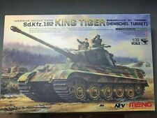 Meng Model 1/35 TS-031 German Sd.kfz.182 King Tiger Henschel Turret