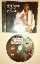 Elvis Presley Welcome To The Jungle Hurt CD Picture Disc & Sleeve Note..