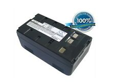 6.0V battery for JVC GR-AXM33, GR-AX255, GR-AX60, GR-AXM18, GR-AX820US, GR-AX510