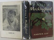 HARPER LEE To Kill a Mockingbird FIRST EDITION