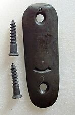Lee Enfield   No4 CANADIAN Unused Steel Butt Plate and Screws