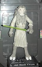 Star Wars Jedi Master K'KRUHK from The Legacy Collection. Hard to find!
