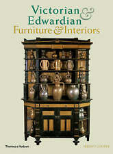 Victorian and Edwardian Furniture and Interiors, Jeremy Cooper, New Book