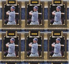 20ct George Brett 2013 Panini Museum Collection Card Lot *N331
