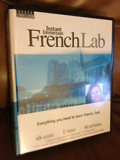 Instant Immersion French Lab by Topics Entertainment and Instant Immersion...