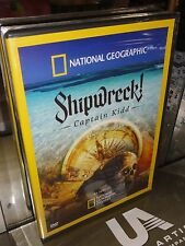 Shipwreck - Captain Kidd (DVD) National Geographic Channel! BRAND NEW!