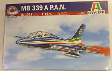 Italeri 1/72 MB 339 A P.A N. Frecce Jet Trainer Model Kit 1317