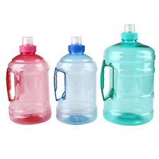 1000ml 1L Outdoor Running Water Bottle BPA Free Cycling Travel Camping Gym New