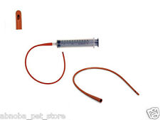 Feeding Tube & Syringe Set - Ideal Cleft Palate Puppies Moving off Milk Whelping
