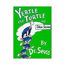 Classic Seuss Ser.: Yertle the Turtle by Dr. Seuss (1958, Hardcover)