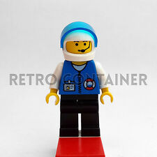 LEGO Minifigures - Coast Guard - res011 - Guardia Costiera Omino Set 6435