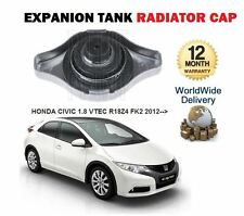 FOR HONDA CIVIC 1.8 VTEC FK2 R18Z4 2012--  NEW EXPANSION TANK RADIATOR CAP