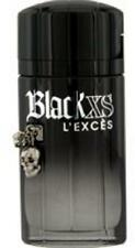BLACK XS L'EXCES Men Paco Rabanne 3.3 oz 3.4 edt Intense Spray New tester