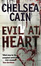 Evil at Heart by Chelsea Cain (Paperback, 2010) Book New
