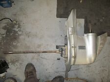 "Honda BF75A 75 hp 4 stroke outboard 20"" lower unit"