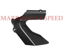 Ducati Monster 620 695 750 Carbon Ritzelabdeckung Sprocket Cover Carter pignone