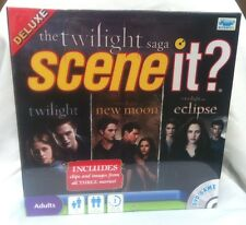 Brand New Factory Sealed The Twilight Saga Scene It? DELUXE Game Complete NEW