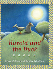 Robinson Bruce-Harold And The Duck  BOOKH NEW