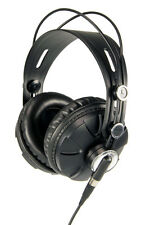 Closed Back Lightweight Studio Monitor Headphones by Vu | High Perform Driver