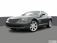 Chrysler: Crossfire Base Coupe 2-Door