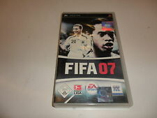 PLAYSTATION PORTABLE PSP FIFA 07