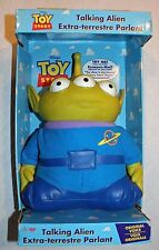 Toy Story Rare 1995 Thinkway 1st Edition Large Talking Alien!