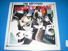 HEPTONES Party Time LP UK Import Mango FACTORY SEALED