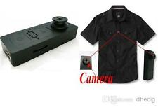 MINI DV Spy Bottone Telecamera Nascosta DVR Camcorder rileva CAM 8GB AUDIO VIDEO RECORD