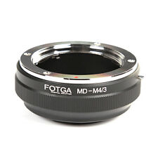 FOTGA Minolta MD MC lens to Micro 4/3 Adapter For E-P5 G7 GH4 E-PL7 OM-D E-M10