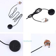 Acoustic Piezo Contact Microphone Pickup for Guitar Violin Mandolin Ukulele #S2