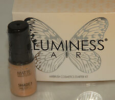 LUMINESS AIR - Airbrush Foundation SHADE #3 MATTE Finish FM3 SEALED & BRAND NEW!