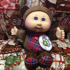 Cabbage Patch Cuties ~ Christmas Bear ~ New with Tags